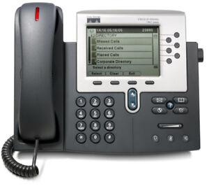 WANTED: BUSINESS PHONES - CISCO, AT&T, AVAYA ETC.
