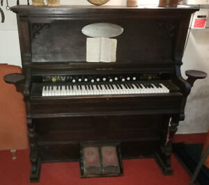 Dominion Pump Organ