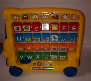 Vtech Alphabet Tap Tap Bus Kitchener / Waterloo Kitchener Area image 1