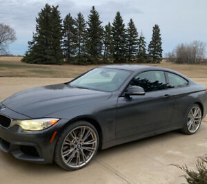2016 BMW 435i X-Drive coupe