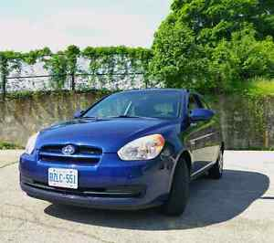 Hyundai Accent 08¦Like New¦low kms74000¦eTest and Certified