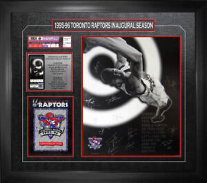 Original Raptor's Inaugural opening day collectable