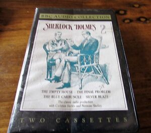 BBC Sherlock Holmes Audio Cassette Collection Volume 2
