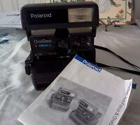 Vintage Polaroid One-Step Camera