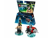 LEGO Dimensions Bane & Drill Driver Fun Pack 71240, Brand New, Sealed