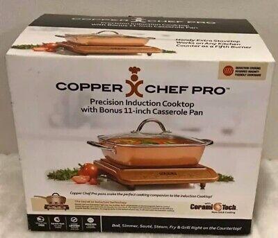 Brand New Copper Chef Pro 11