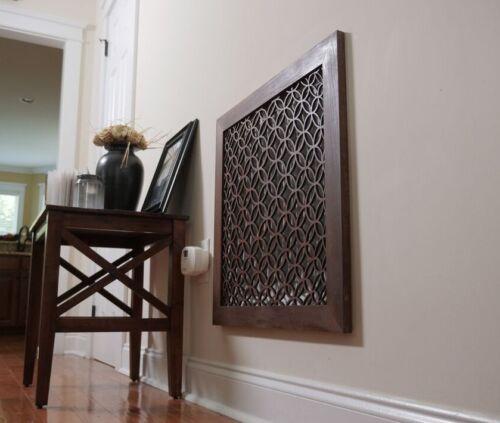 STELLAR AIR Custom Decorative Home Air Vent / Air Intake Cover