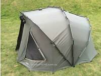 Ngt bivvy 2 man plus ngt bed chair and sleeping bag