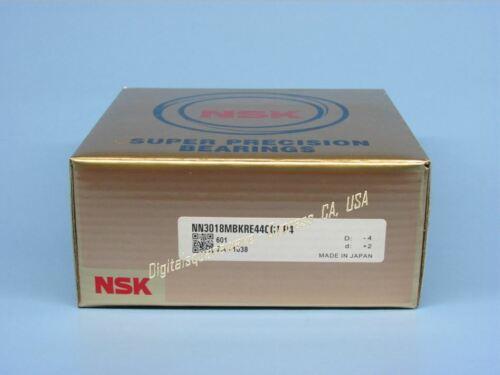 NSK NN3018MBKRE44CC1P4 Hight Rigidity Double Row Cylindrical Roller Bearings