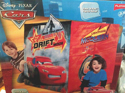 Playhut Disney Cars Lightning McQueen Hide N Play Tent Pop U