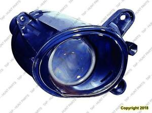 Fog Lamp Driver Side Sedan High Quality Volkswagen Passat 2001-2005