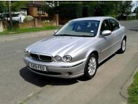 Jaguar X-Type 2.5 V6 (AWD) 4dr£1,500 p/x welcome NEW MOT