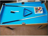 Kids Pool Table / Table Football / Air Hockey / Table Tennis, Multi Games Table