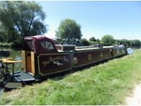 Beautiful 57ft Trad Stern Narrowboat - The Roosters Rest