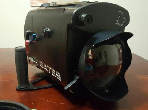 !!SALE!! Gates Underwater Housing Sony video camera EX1, FX1 & Z1U Scuba Diving