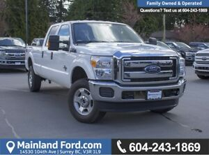 2016 Ford F-350 XLT LOW KMS, ACCIDENT FREE, BC LOCAL