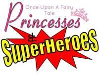 Princess and Superhero entertainers. Star Wars Parties.