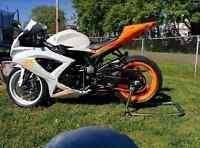2008 GSXR 750