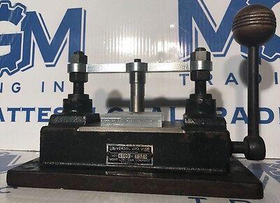 Universal Jig Vise Model 6500 Mohr Lino-saw Company Box Jig No. 1575