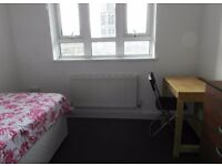 Single room available in Bethnal green station. £140pw all incl