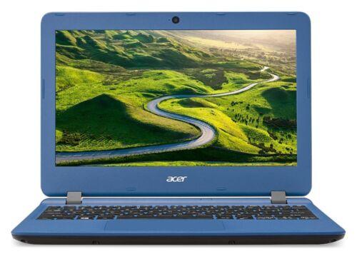 Laptop Windows - Acer Aspire ES1-132 11.6 Inch Intel Celeron 1.1GHz 2GB 32GB Windows Laptop Blue.