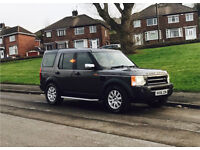 LAND ROVER DISCOVERY 2.7 tdv6 HSE 7 seater sunroof not range rover sport vogue x5 q7