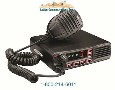 New Vertexstandard Vx-4500 Uhf 450-512 Mhz 45 Watt 8 Channel Two Way Radio