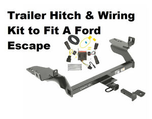 2013 ford escape trailer wiring ford escape trailer wiring harness