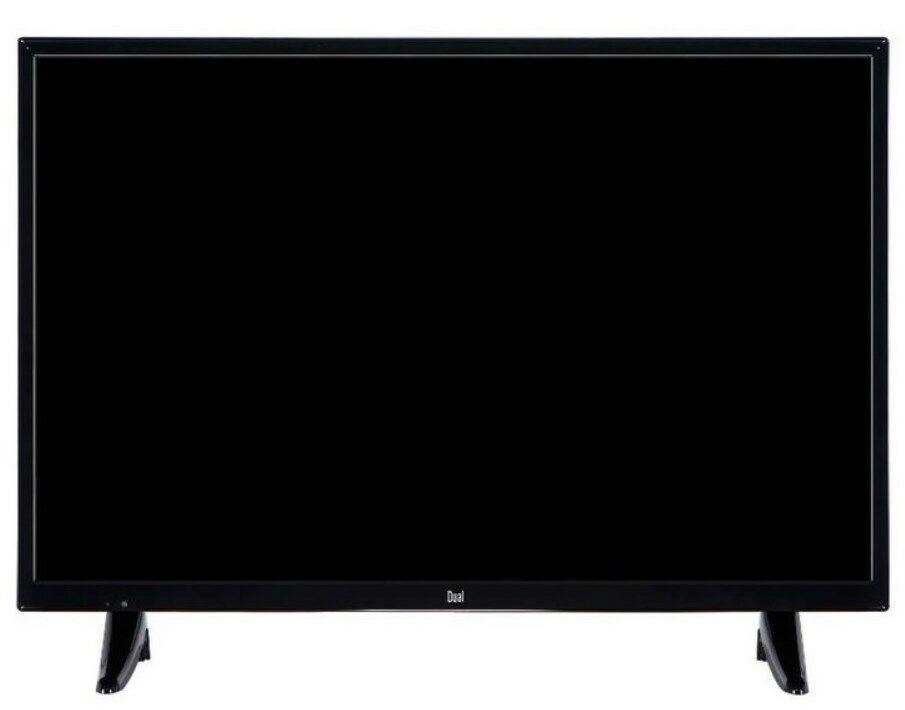 Dual 32 Zoll 81cm TV Fernseher Triple Tuner DVBT2 Ausstellungssk DL32H287P4 6367