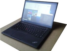 Lenovo T450 Business Professional Laptop Under Manufacturer Warranty Win10 Pro
