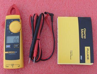 New Fluke 362 F362 Jaw Acdc 600v Digital Clamp Meter Multimeter