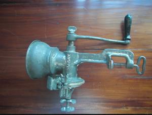 Vintage Beatriz No 28127 Grain Grister - Made in England. Samson Fremantle Area Preview
