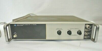 Hp 8444a Tracking Generator 0.5 To 1300mhz