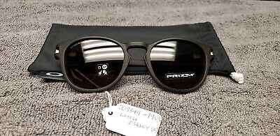 Original Oakley Latch Matte Black With Prizm Grey Lens Sunglasses NO BOX for sale  Shipping to India