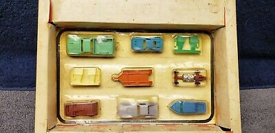 Vintage 1970's Midgetoy 9 piece Gift Set Sealed