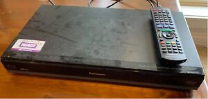 Panasonic Blu-Ray player/HDD recorder