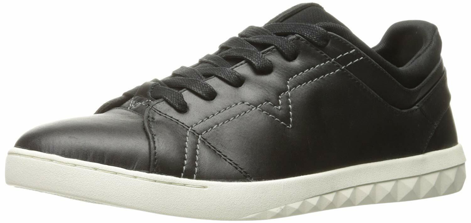 Diesel Men's Casual Shoes S-Studdzy Sneaker Leather Y01451 - PR215 - T8013 Black 1