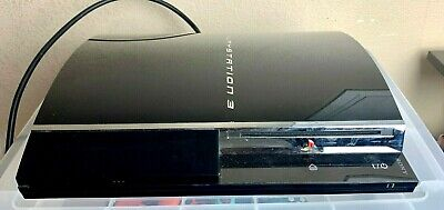 Sony PlayStation 3 60GB Console System (CECH-A07) - Backwards Compatible
