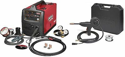 Lincoln Sp-180t Mig Welder 220v Recondition U2689-2 W K2532-1 Aluminum Spool Gun
