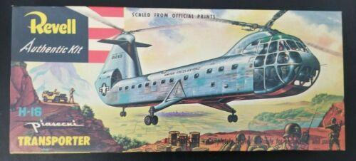 H-16 Piasecki Transporter Classic Revell Model Kit