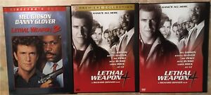 Lethal Weapon 2 + 4