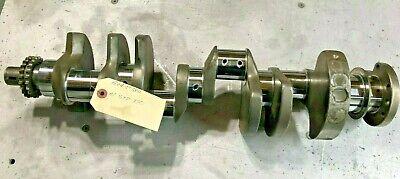 302 Steel Chevy Crankshaft Chrome Journals Standard 350 Main