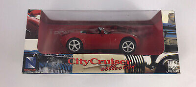 New Ray CCC Pontiac Solstice 2006: Die Cast Model 1.43 Scale MM-MG