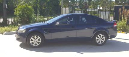 2007 Holden Commodore Sedan