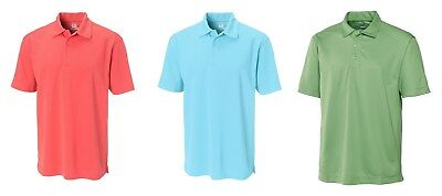 CUTTER & BUCK Mens Golf CB DryTec GENRE Polo Shirt  New with Tags ()