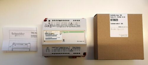 Schneider Electric Controller Zone TAC Xenta 121 FC/230 V 1.24 NEW