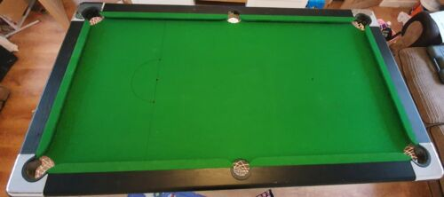 Mightymast Foldable Pool Table 7ft