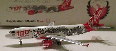 Phoenix 1 400     Air Asia Airlines A320 200     9M Aqh       10652  100Th Plane
