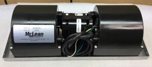 MCLEAN  28-1064-01M BLOWER ASSEMBLY 115VAC NEW NO BOX