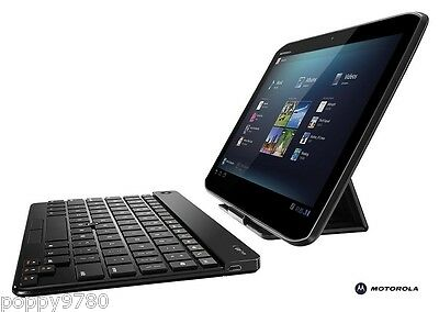 Motorola Universal Wireless Bluetooth Keyboard With Mouse...